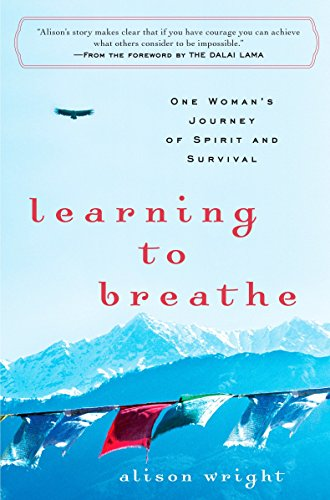 9780452295353: Learning to Breathe: One Woman's Journey of Spirit and Survival