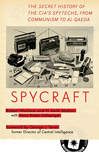 9780452295476: Spycraft: The Secret History of the CIA's Spytechs from Communism to Al-Qaeda
