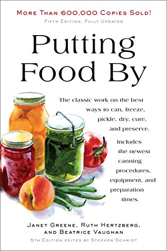 9780452296220: Putting Food By: Fifth Edition