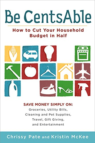 9780452296244: Be CentsAble: How to Cut Your Household Budget in Half