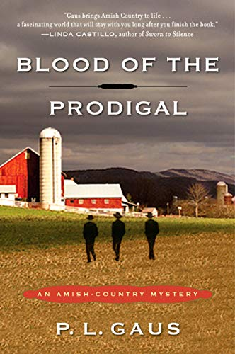 9780452296466: Blood of the Prodigal: An Amish-Country Mystery