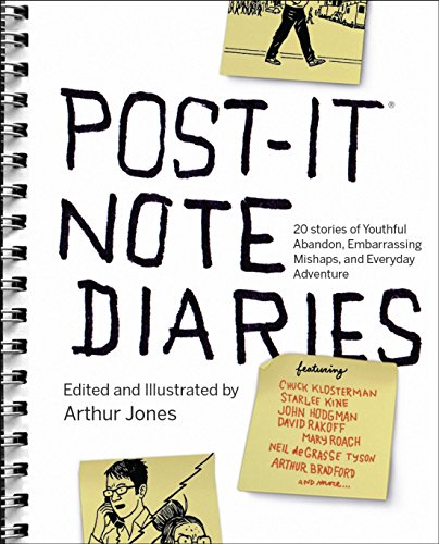 9780452296978: Post-it Note Diaries: 20 Stories of Youthful Abandon, Embarrassing Mishaps, and Everyday Adventure