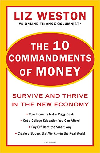 9780452297623: The 10 Commandments of Money: Survive and Thrive in the New Economy