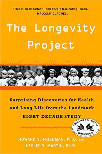 9780452297708: The Longevity Project: Surprising Discoveries for Health and Long Life from the Landmark Eight-Decade Study