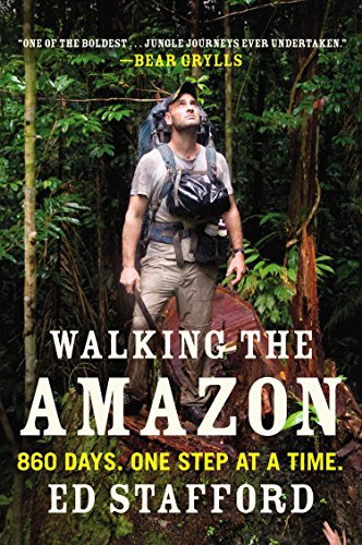 9780452298262: Walking the Amazon: 860 Days. One Step at a Time