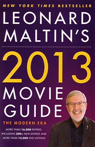 9780452298545: Leonard Maltin's 2013 Movie Guide: The Modern Era