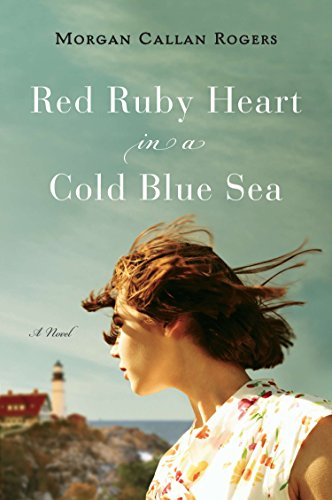 9780452298637: Red Ruby Heart in a Cold Blue Sea: A Novel