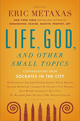 9780452298651: Life, God, and Other Small Topics: Conversations from Socrates in the City