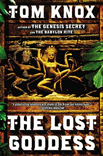 9780452298989: The Lost Goddess: A Novel
