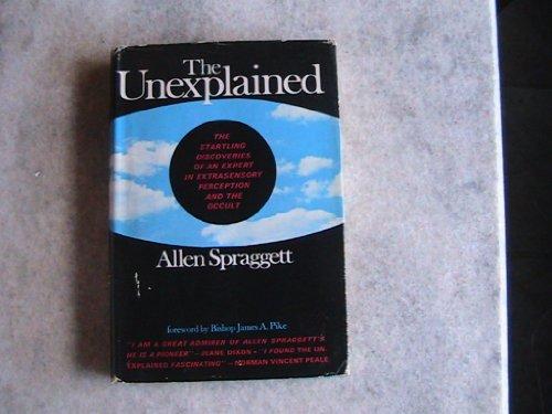 9780453001663: Unexplained