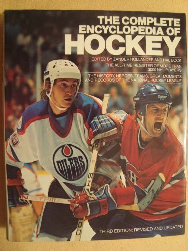 9780453004497: The Complete Encyclopedia of Hockey
