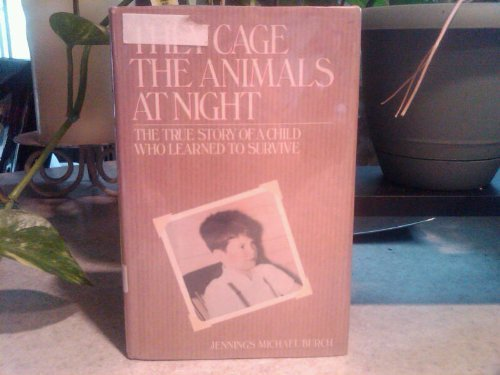 9780453004695: They Cage the Animals at Night