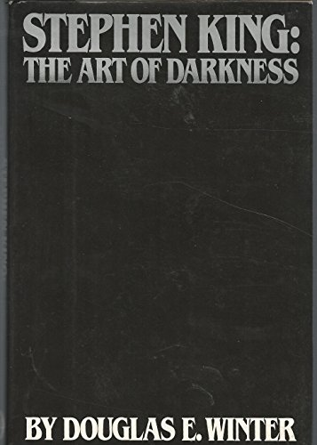 9780453004763: Stephen King: The Art of Darkness