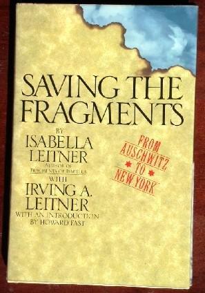 9780453005029: Saving the Fragments