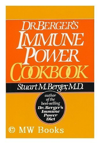 9780453005203: Dr. Berger's Immune Cookbook