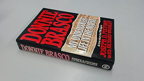 9780453005579: Pistone & Woodley : Donnie Brasco (Hbk)