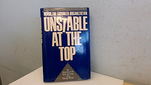 Unstable at the Top: Manfred F. R.