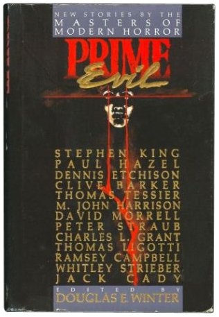 PRIME EVIL. NEW STORIES BY MASTERS OF MODERN HORROR