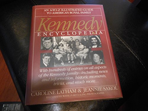 9780453006842: The Kennedy Encyclopedia