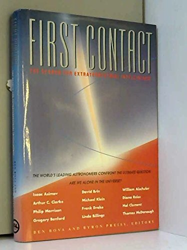 9780453007207: Bova & Preiss (Eds.) : First Contact (Hbk)