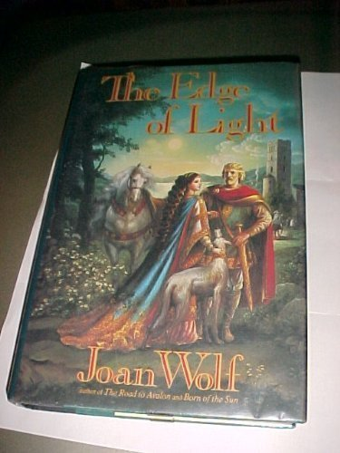 9780453007382: Wolf Joan : Edge of Light (Hbk)