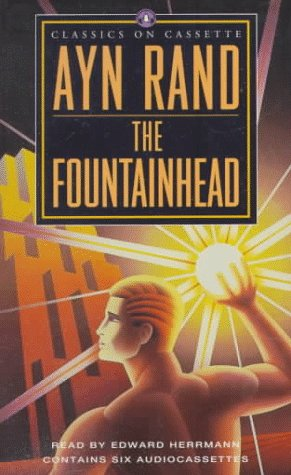 9780453009119: The Fountainhead (Classics on Cassette)
