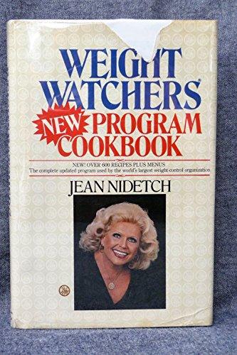 Weight Watchers' New Program Cookbook: Nidetch, Jean