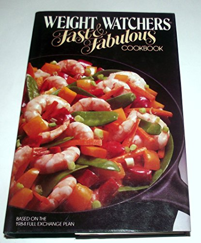 9780453010085 Weight Watchers Fast And Fabulous Cookbook