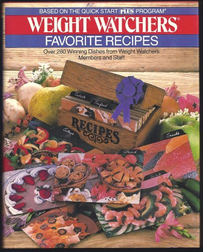 Weight Watchers' Favorite Recipes (0453010121) by Weight Watchers International