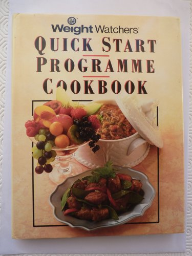 9780453010146: Weight Watchers' Quick Start Plus Program Cookbook