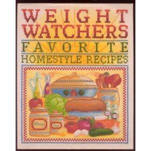 9780453010290: Weight Watchers' Favorite Homestyle Recipes: 250 Prize-Winning Recipes from Weight Watchers Members and Staff