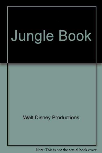 9780453030083: Disney : Jungle Book