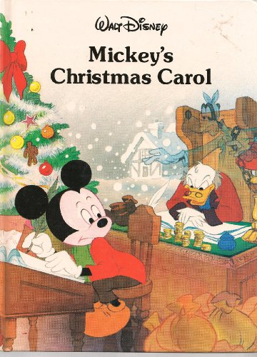 9780453030151: Mickey's Christmas Carol (Disney Classic)