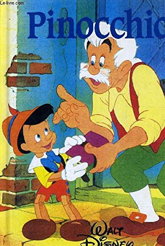 9780453030267: Pinocchio: Walt Disney (Disney Twin Classic)