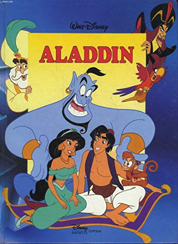 9780453030595: Disney's Aladdin Little Library: An Unhappy Princess/the Cave of Wonders/the Genie of the Lamp/Aladdin to the Rescue/Boxed Set