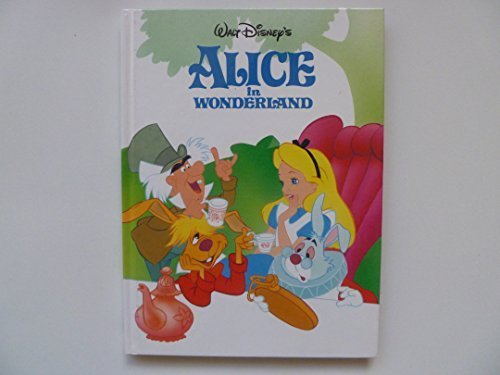 9780453030793: Disney : Alice in Wonderland