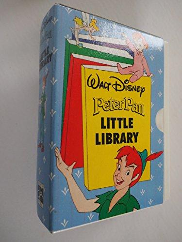 9780453031189: Peter Pan (Walt Disney Little Libr)