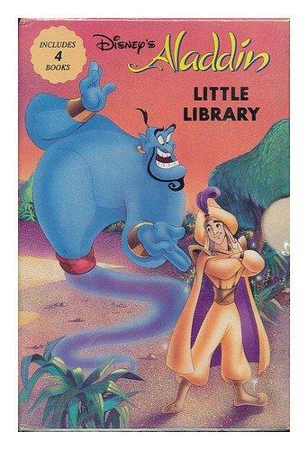 9780453031707: Disney's Aladdin Little Library