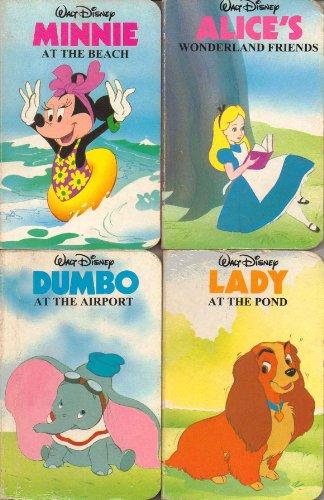 Disney's Rockin' Minnie: Minnie at the Beach/Alice's Wonderland Friends/...