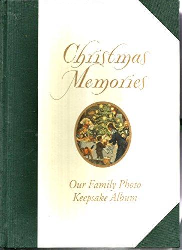 9780453033268: Christmas Memories: Our Family Photo Keepsake Album