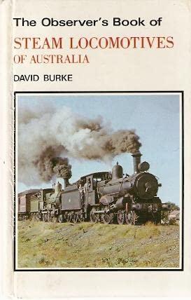 9780454000788: The Observer's book of steam locomotives of Australia