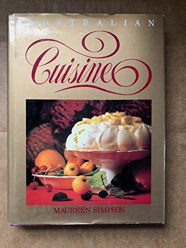 Australian Cuisine: Simpson, Maureen