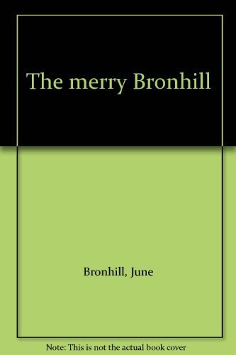 9780454013436: The merry Bronhill