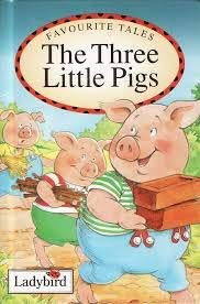 9780454014846: The Three Little Pigs