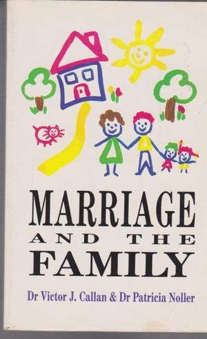 9780454015089: Marriage and the Family