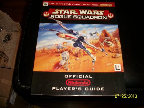 9780454066937: Star Wars Rogue Squadron (Nintendo Power Official Player's Guide)