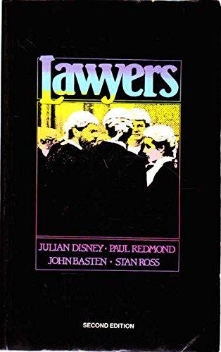9780455206547: Lawyers