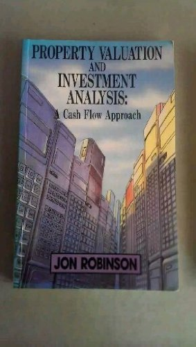 9780455208305: Property Valuation & Investment Analysis: A Cash Flow Approach