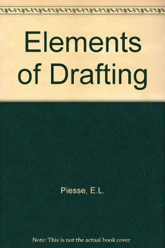 9780455213200: Elements of Drafting
