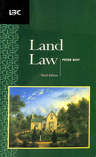 9780455213590: Land Law